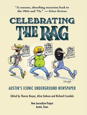 Celebrating The Rag book cover